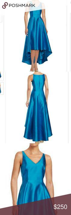Badgley Mischka hi low gown Brand new Badgley Mischka hi low gown Badgley Mischka Dresses High Low