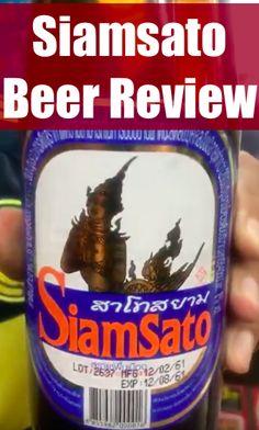 Siamsato Beer Review - www.drinkingondimes.com