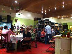 Happy Girl Kitchen Cafe, Pacific Grove, California