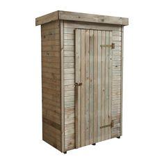 Bucher bois ou abri a poteaux. Pour protéger et stocker vos buches ...