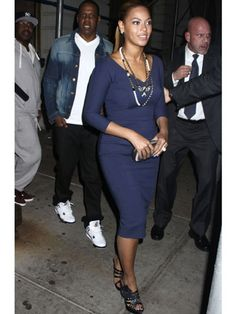 beyonce style | Beyonce Style Tips - How Beyonce Dresses Her Curves - Redbook