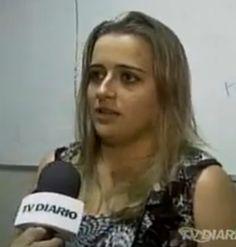 Eneylândia Rabelo, Fiscal Municipal da Vigilância Sanitária em Fortaleza, CE - 23/10/2014