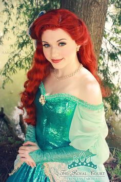 Ariel - The World Above by Amouranth.deviantart.com