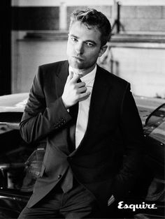 NEW: Untagged/full length pics of Robert Pattinson looking HAWT for Esquire UK