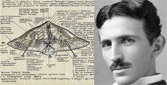 """#Tesla and #UFOs   A man ahead of his time.   """"Many of his inventions, aimed at contributing towards world peace through free energy access, but governments and financiers of the time, did not follow the progress of Tesla's mind.""""  Yet they seized his patents. His many MANY patents.  http://in5d.com/teslas-amazing-ufo-that-you-never-knew-about/"""