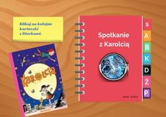 Discover more about Spotkanie z Karolcią ✌️ - Guide Education, Books, Aga, Author, Libros, Book, Book Illustrations, Learning, Teaching