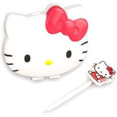 Als Hello Kitty Gamebox + Stylus - Accessory kit - white - for Nintendo Nintendo DS Lite, Nintendo DSi, Nintendo DSi XL Nintendo Dsi, Nintendo Ds Lite, Hello Kitty Games, Hello Kitty Collection, Ds Games, Holiday Wishes, Doll Toys, Dolls, Sanrio