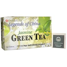Legends of China Jasmine Green Tea 100 Bags >>> Be sure to check out this awesome product. (This is an affiliate link and I receive a commission for the sales)