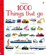 Usborne Book 1000 Things That Go - Hardback A Beginners Book of Animal Word/Picture Identification This thrilling word and picture book probably contains ev Famous Pictures, Word Pictures, Book People, Illustrations, Book Gifts, The Book, Book Tv, Childrens Books, Tank Tops