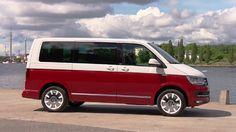 New 2016 Volkswagen T6 Multivan Generation SIX