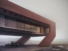House no. 145_Architecture, modeling, rendering and p-production: Adam Spychała