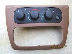 awesome 01 - 06 DODGE STRATUS CHRYSLER SEBRING AC HEATER CLIMATE  TEMPERATURE CONTROL - For Sale View more at http://shipperscentral.com/wp/product/01-06-dodge-stratus-chrysler-sebring-ac-heater-climate-temperature-control-for-sale-3/
