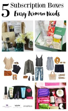 52 best gift boxes for women images in 2019 gift boxes - Home decor subscription box ...
