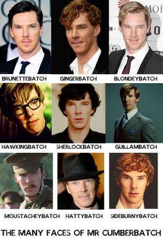 its-an-ear-hat-john:  221bpawnee:  giiarduino:  karimezmaru:  The Many Faces of Benedict Cumberbatch by firelight-12    Shamelessly reblogging again for the oscarbatch  #chokes on tea