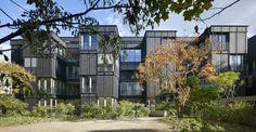 Neubau Wohnungen Sempacherstrasse / Miller & Maranta