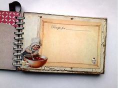 vintage receptárik Dorotka