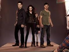 Edward Cullen, Bella Cullen, Jacob Black and Ranessamee Cullen