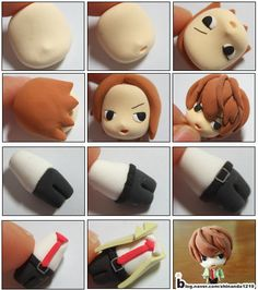 This polymer clay Light Yagami(Kira) from death note is super easy!!With the step by step instructions you can be done in no time!