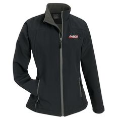 Case IH Women`s Softshell  Jacket.... OUTBACKTOYSTORE.COM   $79.00