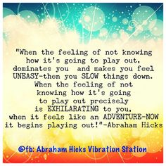 Abraham Hicks talking not only about the law of attraction, but also the law of receptivity which is all about the feminine. We live in a culture where theres too much yang emphasis - in women too. This is internalized sexism, alas. Plus it leads to Quotes Thoughts, Life Quotes Love, Positive Thoughts, Positive Quotes, Manifestation Law Of Attraction, Law Of Attraction Quotes, Mantra, Abraham Hicks Quotes, New Energy