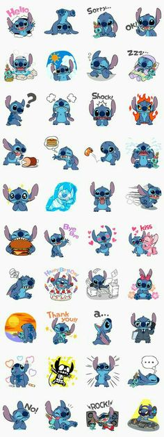 Stitch always makes me laugh no matter how old is get I'll watch this movie for a good laugh. Thanks Disney