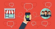 O WhatsApp chegou a marca de 1 bilhão de pessoas usando o aplicativo todos os dias para se manter conectado com suas famílias e amigos, e com o passar do tempo, mais pessoas vêm utilizando o aplicativo para também se comunicarem com empresas das quais elas gostam. O WhatsApp publicou em seu blog que está …
