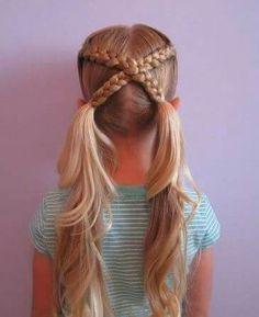 25 little girl hairstylesyou can do yourself girl hairstyles hairstyles solutioingenieria Images