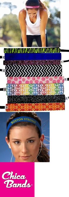 Other Wholesale Sporting Goods 26423: Womens Non-Slip Velvet Headbands By Chica Bands -> BUY IT NOW ONLY: $3425 on eBay!