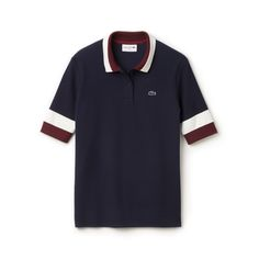 2f9931947844 Casual fit Lacoste polo Edition Made in France in petit piqué