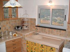 lavandino-lavello-lavabo-cucina-in-pietra-travertino-2-vasche-con ...