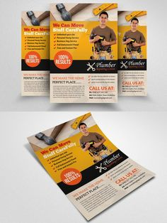 pin by bashooka web graphic design on service flyer templates