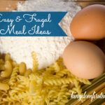 5 Frugal Meal Ideas: Eat Well, Spend Less