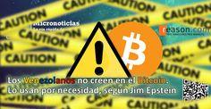 Micronoticia: Los venezolanos no creemos en el Bitcoin. Lo usamos por necesidad según Jim Epstein | EspacioBit - http://espaciobit.com.ve/main/2016/12/12/micronoticia-los-venezolanos-no-creemos-en-el-bitcoin-lo-usamos-por-necesidad-segun-jim-epstein/ #Bitcoin #Venezuela #Micronoticia #Reason #JimEpstein #RandyBrito #BitcoinVenezuela