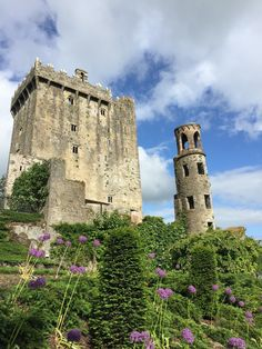 10 Places to go in Ireland - Blarney Stone and Castle