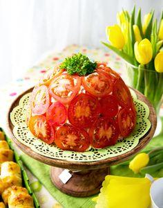 Tomaatti-charlotta | Reseptit | Kinuskikissa