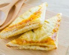Feuilletés d'andouille, pommes et camembert (facile, rapide) - Une recette CuisineAZ