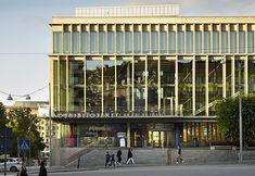 Stadsbiblioteket - Göteborgs Stad