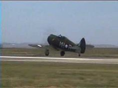 Restored ww2 C.A.C Boomerang fighter aircraft