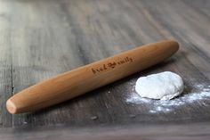 Custom Tapered Rolling Pin  Solid Wood by RichwoodCreations