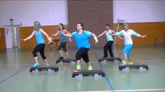 Dance Fitness Choreo - Swing - Zumba Step