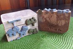 Spiced Vanilla Dinosaur Soap - Little Sloth Co