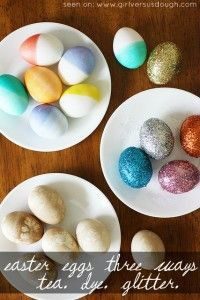 Easter Eggs Three Wa