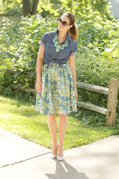 What I Wore: Back to the Beginning on What I Wore