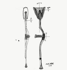 Mobilegs Crutch Story