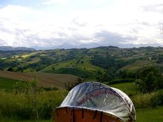 GLAMPING, Le Marche, Italy