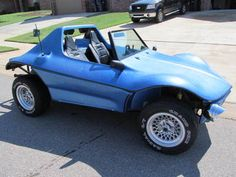 Manx Dune Buggy Sale | VW Dune Buggy Street Legal ...