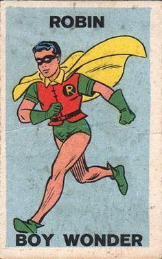 Robin. (Batman)