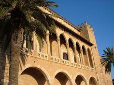 La Almudaina, el palacio de los tapices