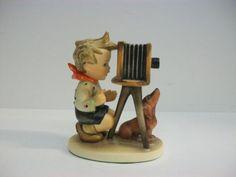 Hummel Figurine #178 Photographer TMK 4. $107.97