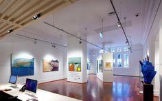 iGuzzini Tecnica LED gallery application www.ladgroup.com.au